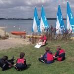 Junior Sail Training 2013