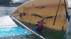 Junior Training - Capsize