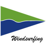 Grafham flag windsurfing