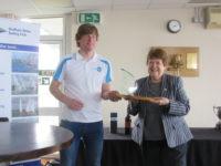IMG_4300 Paul Grattage wins the Sprint 15 Chris Black Icicle at Grafham