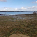 Low Water Level at Grafham
