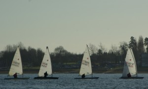 Laser Club Winter Racing (2015)